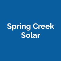 Spring Creek Solar